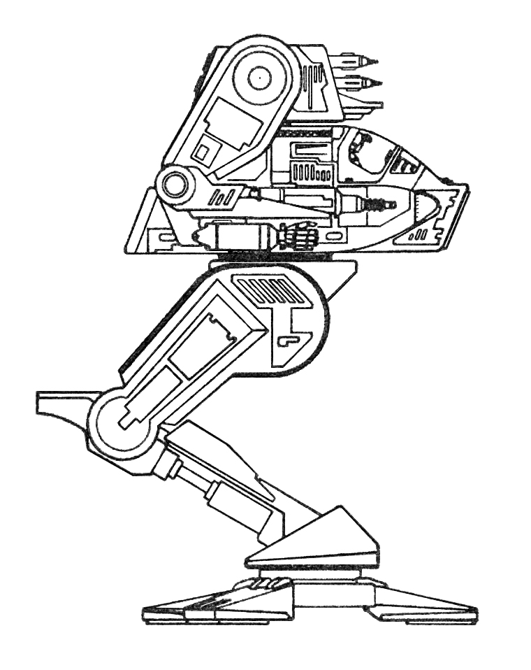 Crow T Robot Diagram