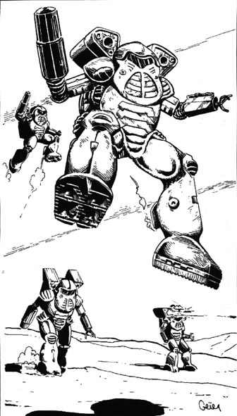 Missile Drawing BattleTech Mech Pictur...